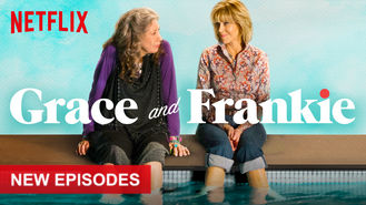 Netflix box art for Grace and Frankie - Season 4