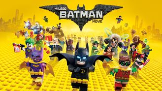 Is The Lego Batman Movie on Netflix?