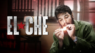 Netflix box art for El Che