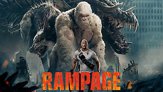 Rampage (2018) on Netflix in Denmark