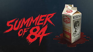 Summer of 84 (2018) on Netflix in Finland