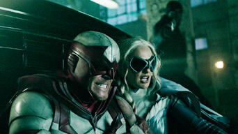 Titans: Season 1: Hawk and Dove
