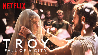 Is Troy: Fall of a City: Troy: Fall of a City (2018) on Netflix
