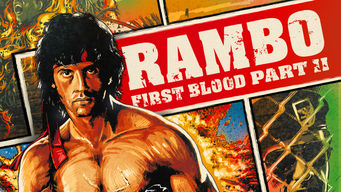 Is Rambo First Blood Part Ii 1985 On Netflix Thailand