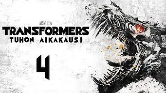 Transformers - Tuhon Aikakausi (2014)