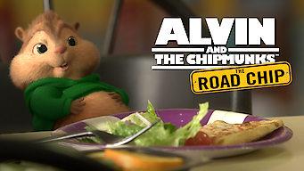 Alvin ja pikkuoravat reissussa (2015)