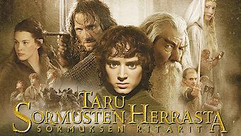Taru sormusten herrasta: Sormuksen ritarit (2001)