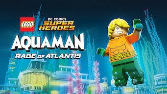 LEGO DC Super Heroes: Aquaman: Atlantiksen vastaisku (2018)