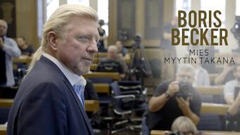 Boris Becker: Mies myytin takana (2017)