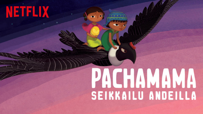 Pachamama – Seikkailu Andeilla