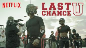 Last Chance U (2018)