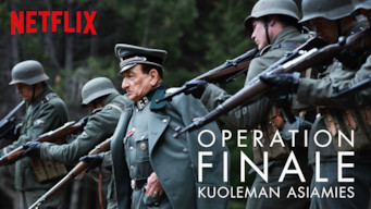 Operation Finale – Kuoleman asiamies (2018)