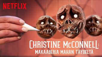 Christine McConnell: Makaaberia mahan täydeltä (2018)