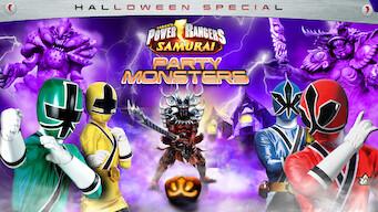 Power Rangers Samurai: Party Monsters (Halloween Special) (2011)