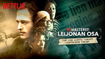 ReMastered: Leijonan osa (2019)