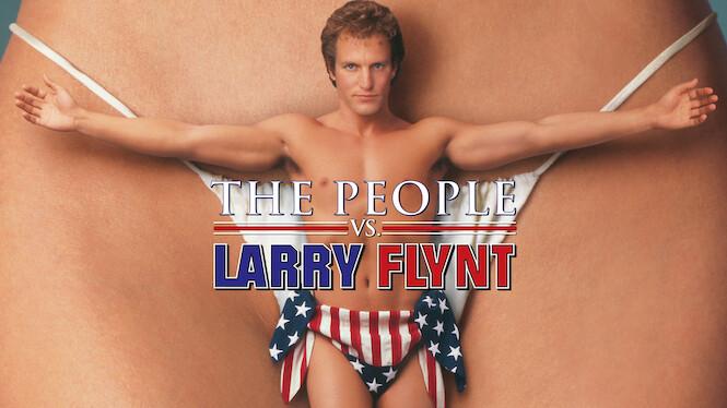 Larry Flynt - Minulla on oikeus