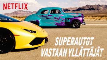 Superautot vastaan yllättäjät (2018)