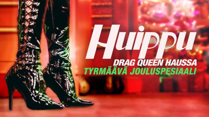 Huippu-drag queen haussa: Tyrmäävä jouluspesiaali