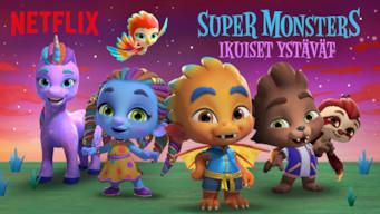 Super Monsters: Ikuiset ystävät (2019)