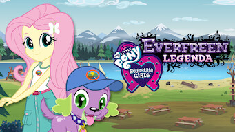 My Little Pony Equestria Girls: Everfreen legenda (2016)