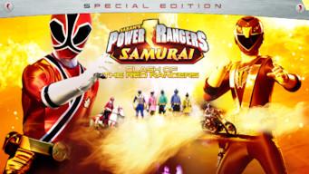 Power Rangers Samurai: Clash of the Red Rangers (2011)