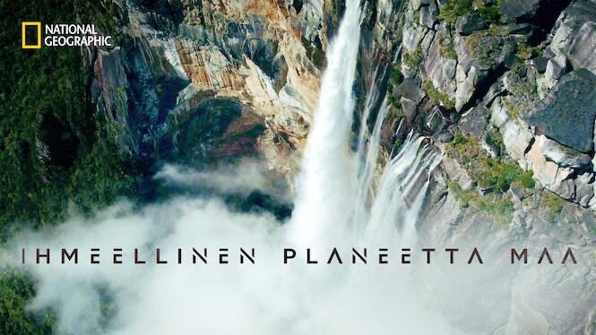 Ihmeellinen planeetta Maa