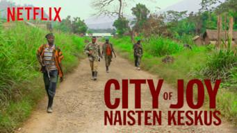 City of Joy: Naisten keskus (2018)
