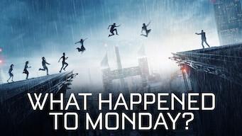 Maanantain arvoitus (2017)